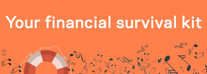 financial survival kit